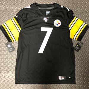 Nike Pittsburgh Steelers Ben Roethlisberger #7